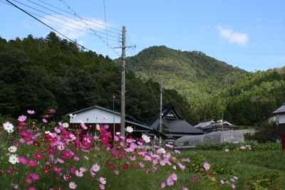 清滝山県守口