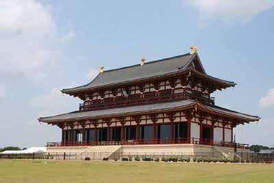奈良-大極殿