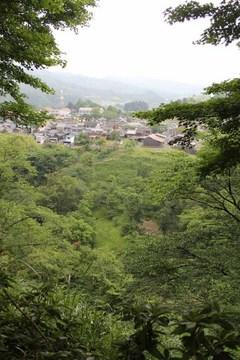上林-山家陣屋