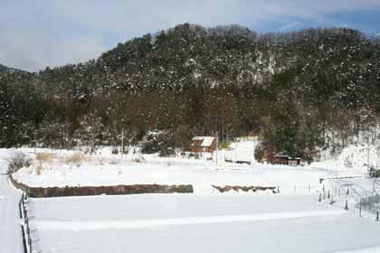 18敦賀-雪景色