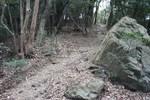 大文字-西の岩