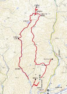 感状山城→三濃山.jpg