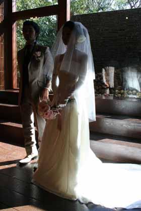 麻衣-結婚式