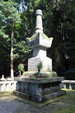 常高院墓所