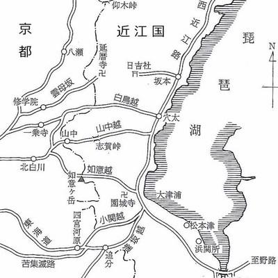 白鳥_峠マップ