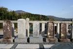 岩倉-山本家墓地