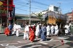 葵祭-牛車