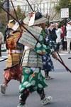 時代祭-吉野武者