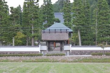 永沢寺勅使門