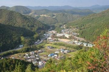 草山城からの眺望