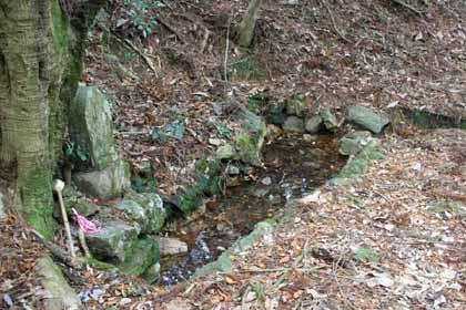 多紀-水飲み場