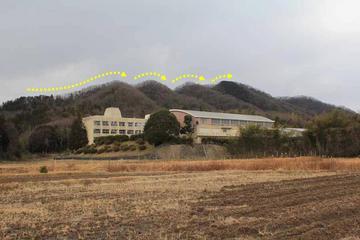笛吹山2012