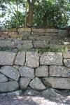 明石城-大手石垣