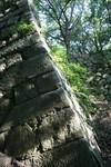 明石城-東丸石垣