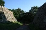 明石城-三の丸石垣