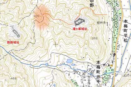 滝峰-数掛マップ1