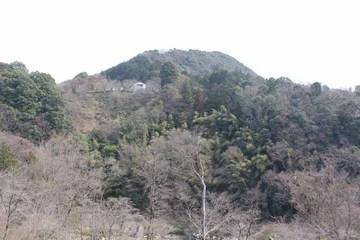 上林-甲ヶ峰遠望